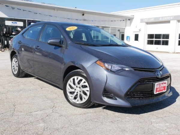 2017 Toyota Corolla in Dover, NH