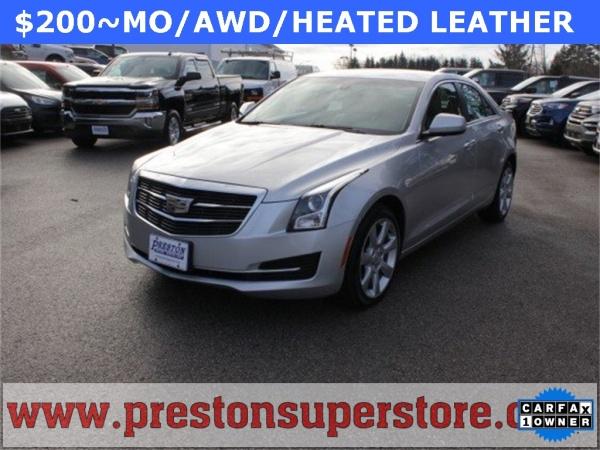 2015 Cadillac ATS in Burton, OH