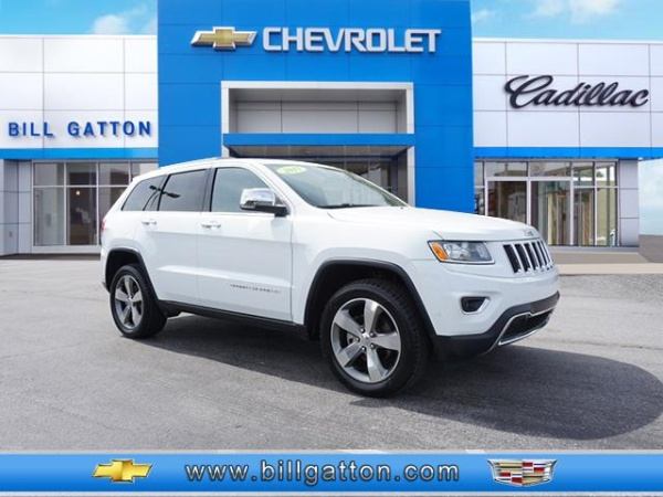 2015 Jeep Grand Cherokee in Bristol, TN