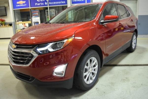 2020 Chevrolet Equinox in Wheeling, IL
