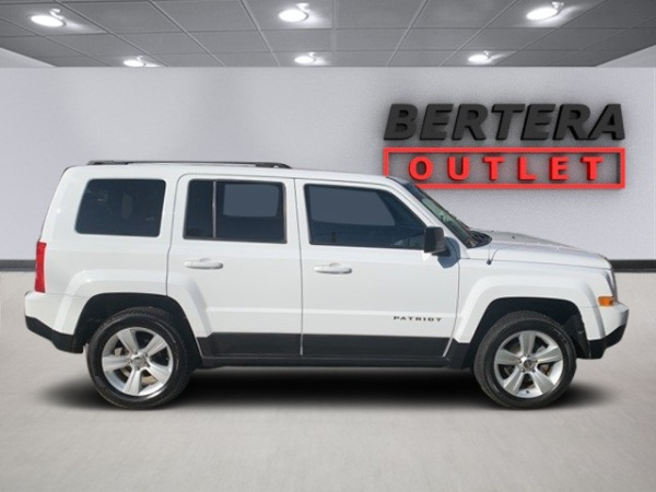 2016 Jeep Patriot in West Springfield, MA