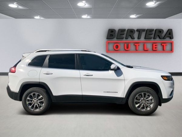 2020 Jeep Cherokee in West Springfield, MA