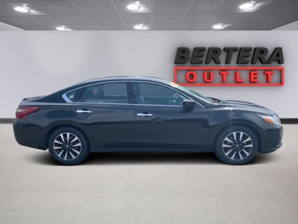 2018 Nissan Altima in West Springfield, MA