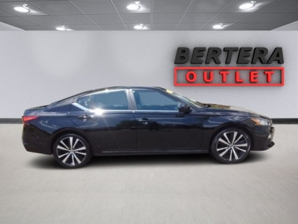 2019 Nissan Altima in West Springfield, MA