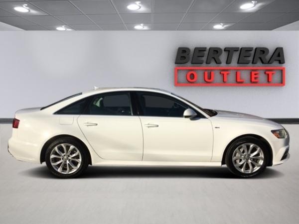2018 Audi A6 Premium