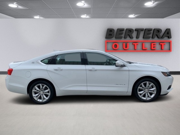 2019 Chevrolet Impala in West Springfield, MA
