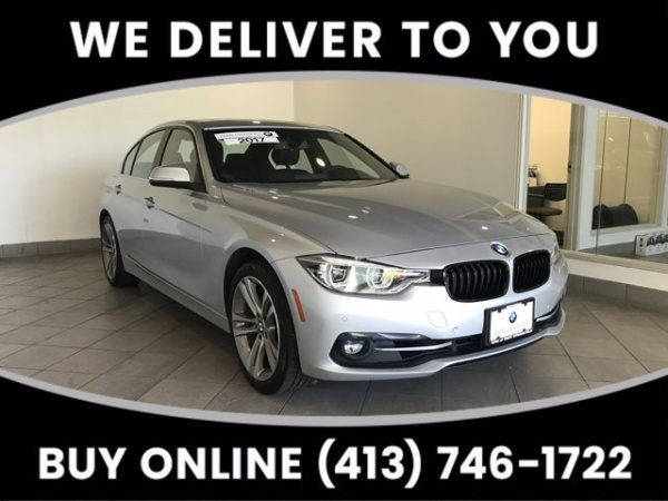 2017 BMW 3 Series in West Springfield, MA