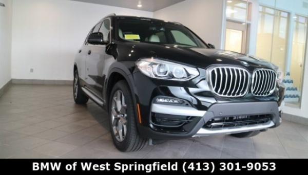 2020 BMW X3 in West Springfield, MA