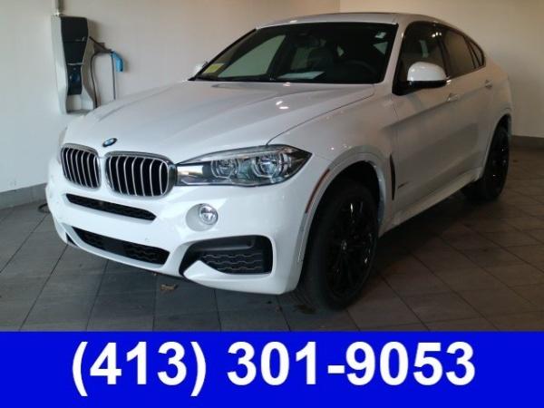 2019 BMW X6 xDrive50i AWD For Sale in West Springfield, MA