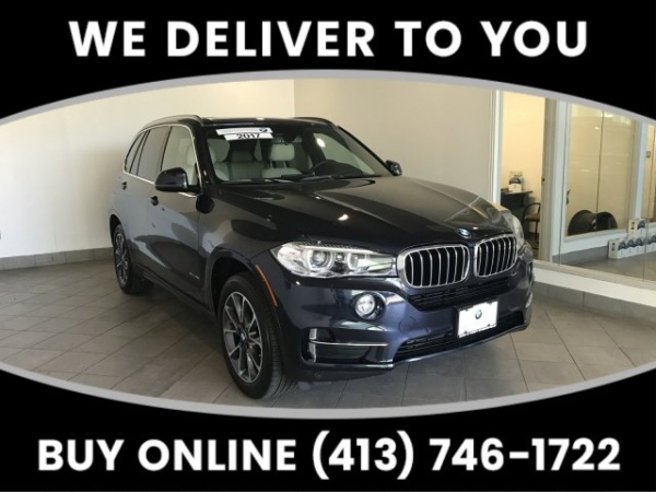 2017 BMW X5 in West Springfield, MA