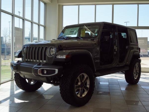 2020 Jeep Wrangler in Vicksburg, MS