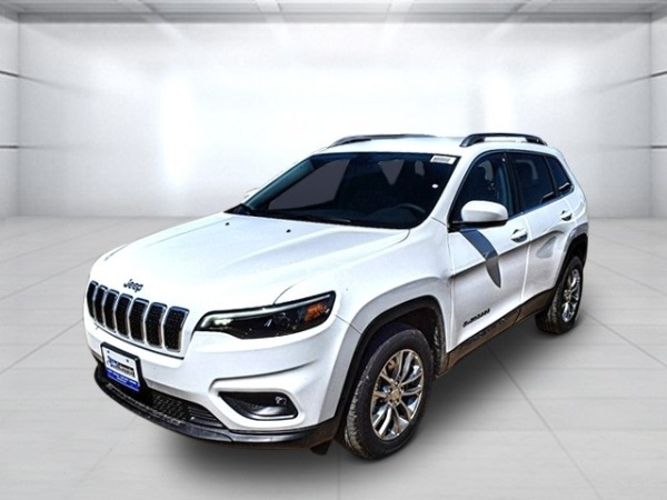 2020 Jeep Cherokee in Clyde, TX