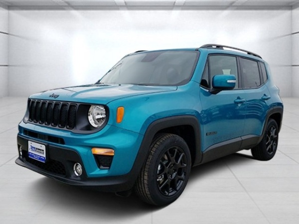 2020 Jeep Renegade in Beeville, TX