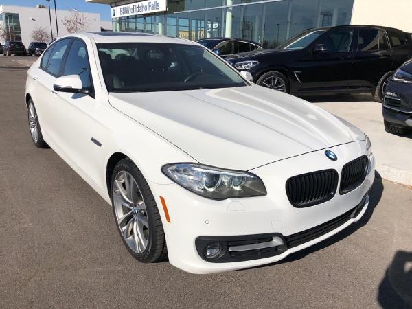 2016 BMW 5 Series in Idaho Falls, ID