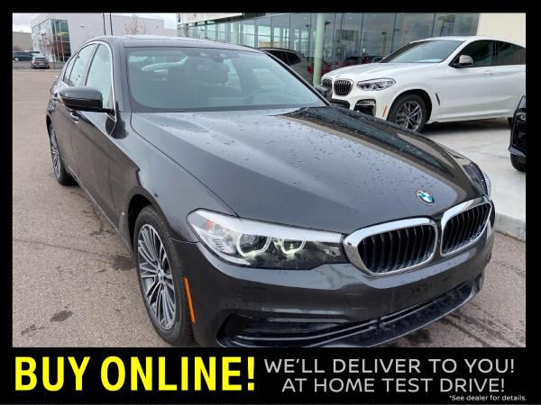 2020 BMW 5 Series in Idaho Falls, ID