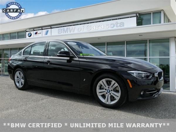 2017 BMW 3 Series in Sarasota, FL