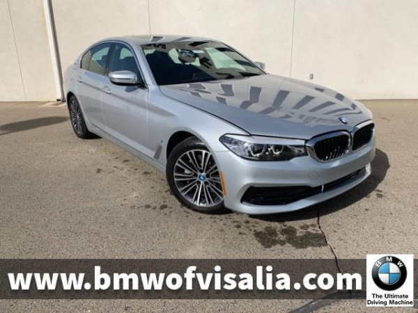 2019 BMW 5 Series in Visalia, CA