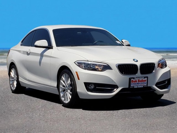 2016 BMW 2 Series in Carlsbad, CA