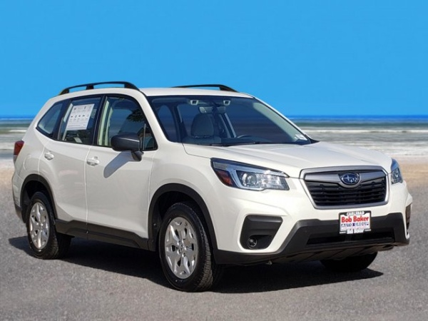 2020 Subaru Forester in Carlsbad, CA