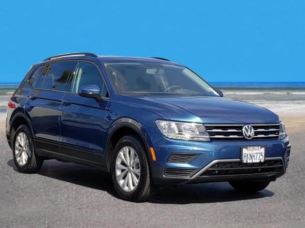2019 Volkswagen Tiguan in Carlsbad, CA