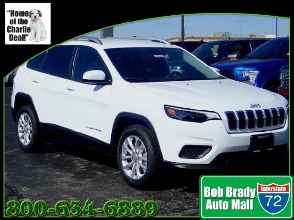 2020 Jeep Cherokee in Decatur, IL