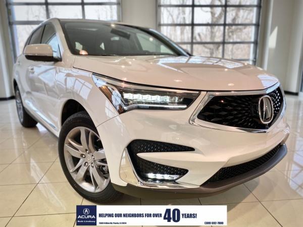 2020 Acura RDX in Peoria, IL