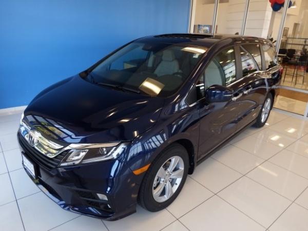 2020 Honda Odyssey in Peoria, IL