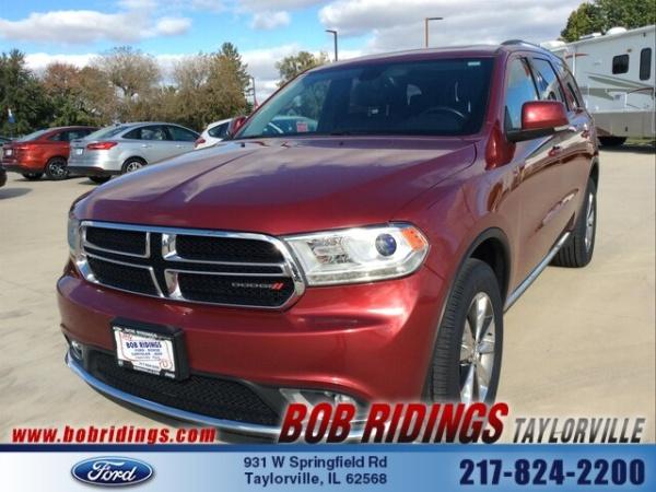 2015 Dodge Durango in Taylorville, IL