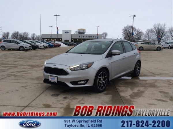 2018 Ford Focus in Taylorville, IL