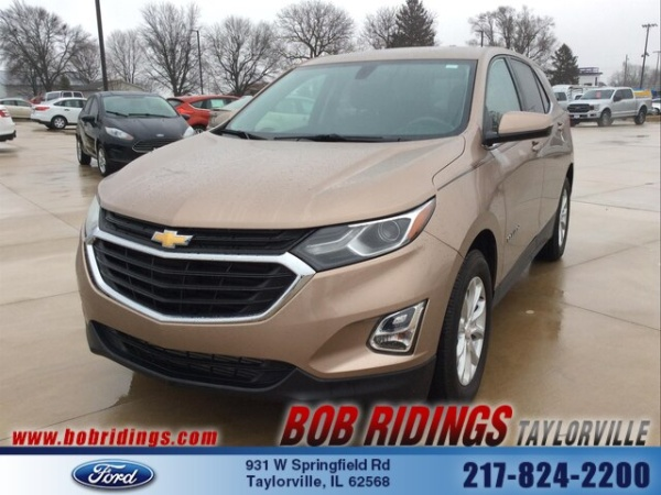 2018 Chevrolet Equinox in Taylorville, IL