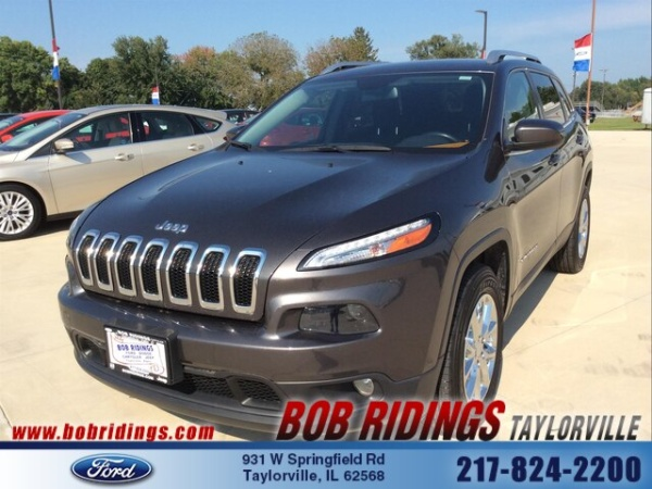 2015 Jeep Cherokee in Taylorville, IL