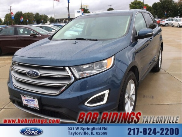 2018 Ford Edge in Taylorville, IL