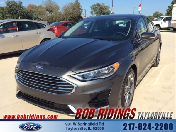 2020 Ford Fusion in Taylorville, IL