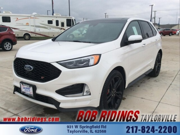 Bob Ridings Taylorville >> 2019 Ford Edge St For Sale In Taylorville Il Truecar