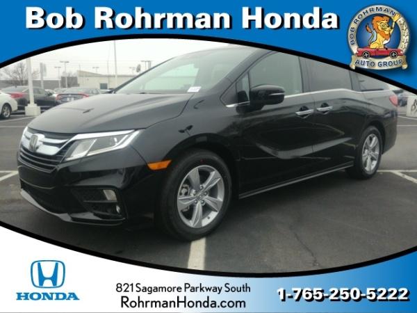 2020 Honda Odyssey in Lafayette, IN