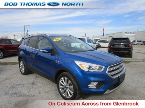 2017 Ford Escape in Fort Wayne, IN