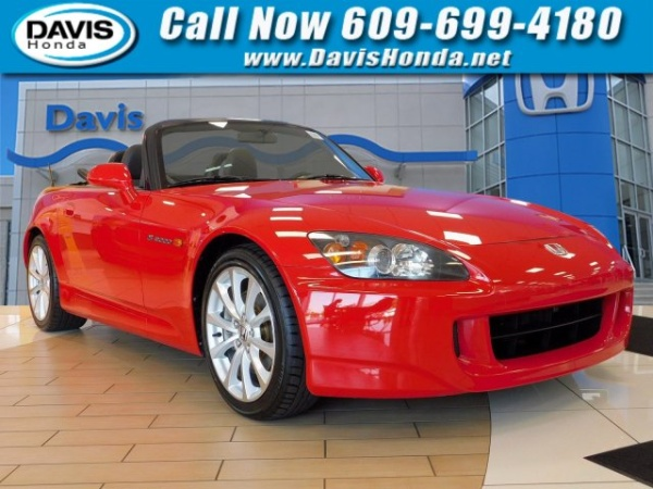 2007 honda s2000 convertible for sale in burlington nj truecar. Black Bedroom Furniture Sets. Home Design Ideas