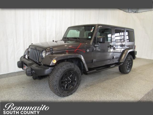 2016 Jeep Wrangler in St. Louis, MO