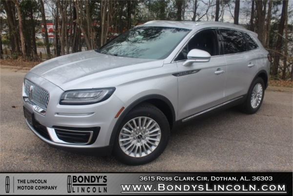 2019 Lincoln Nautilus in Dothan, AL