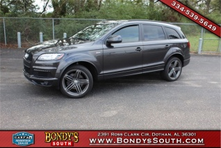 Used Cars Dothan Al >> Used Audi Q7 For Sale In Dothan Al 1 Used Q7 Listings In
