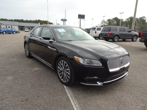 2018 Lincoln Continental in Dothan, AL
