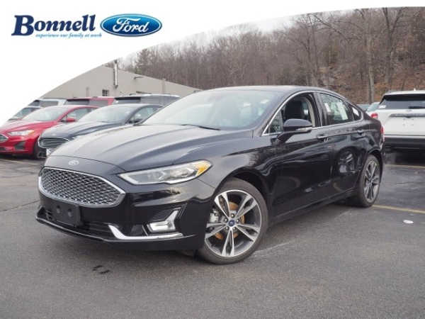 2020 Ford Fusion in Winchester, MA