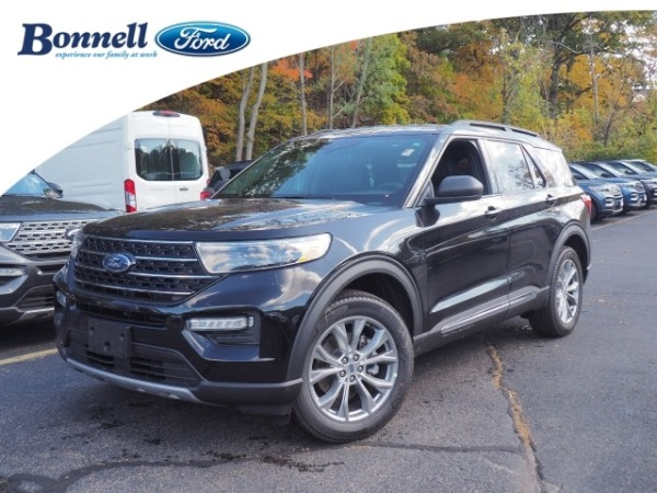 2020 Ford Explorer in Winchester, MA