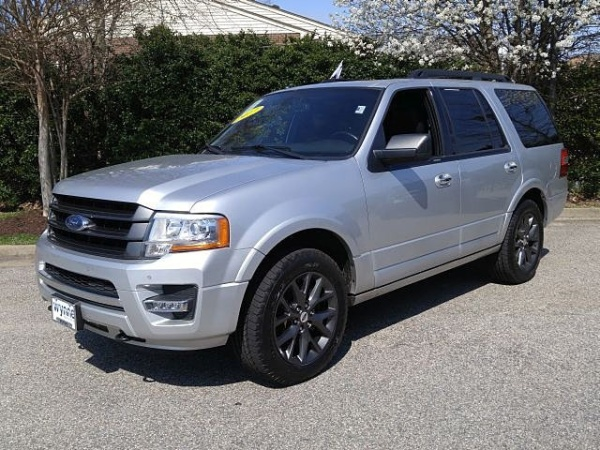 2017 Ford Expedition in Hampton, VA