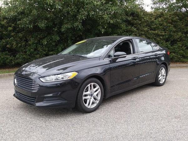 2015 Ford Fusion in Hampton, VA