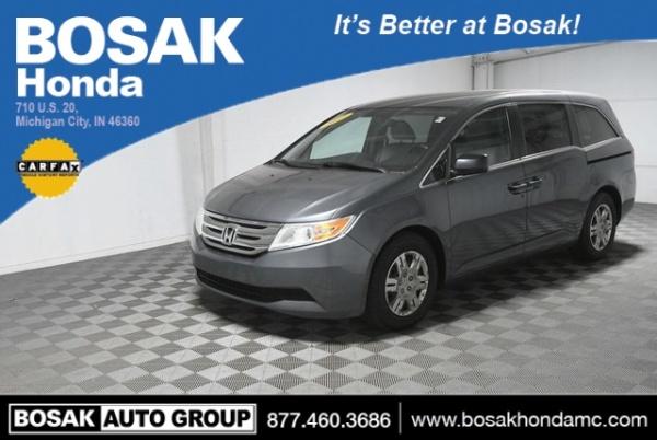 2012 Honda Odyssey in Michigan City, IN