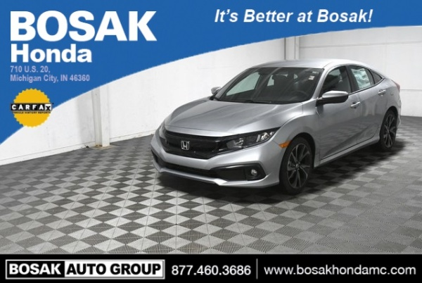 2020 Honda Civic in Michigan City, IN