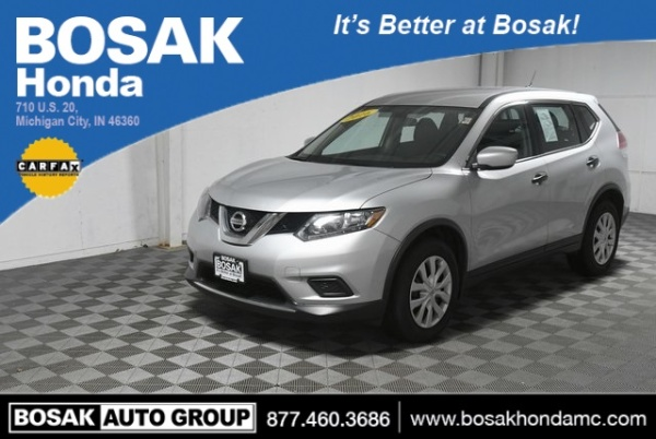 2016 Nissan Rogue in Michigan City, IN