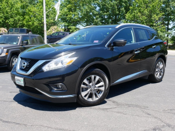 2017 Nissan Murano in Portsmouth, NH