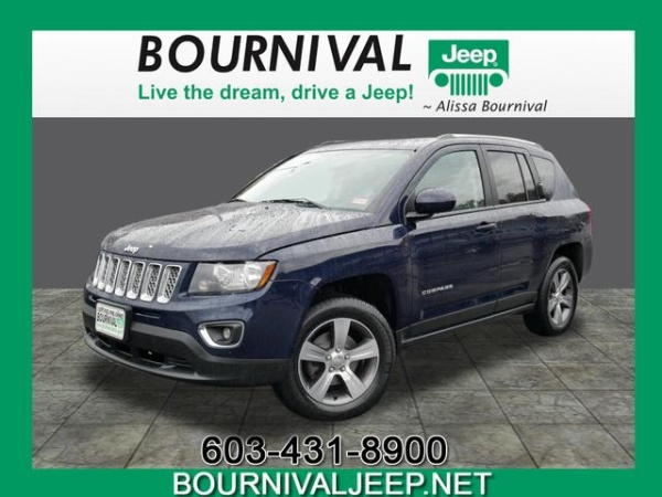 2016 Jeep Compass in Portsmouth, NH